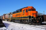 BNSF Roadswitcher Train